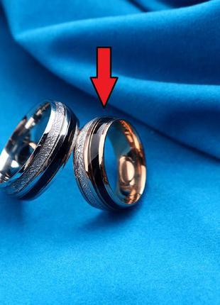 Кольцо унисекс из нержавеющей стали с позолотой abaccio k205 р-ры 7, 8, 9, 10, 11 и 123 фото