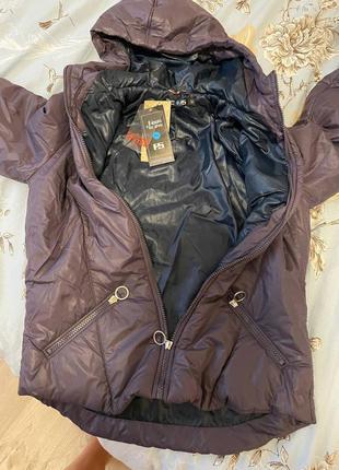 Куртка / демисезонная куртка / непромокаемая куртка/ дождевик3 фото