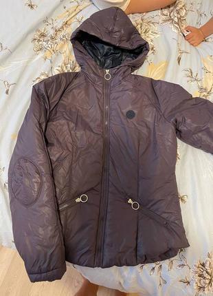 Куртка / демисезонная куртка / непромокаемая куртка/ дождевик2 фото