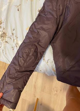 Куртка / демисезонная куртка / непромокаемая куртка/ дождевик5 фото
