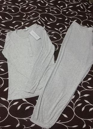 Костюм домашний (пижама) женский, размер 46-48, фирменный