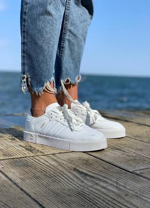 Adidas samba кроссовки адидас  наложенный платёж купить1 фото