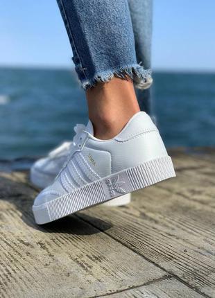 Adidas samba кроссовки адидас  наложенный платёж купить3 фото