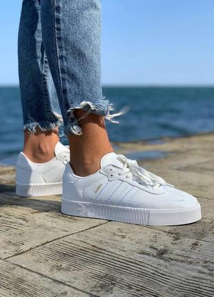 Adidas samba кроссовки адидас  наложенный платёж купить7 фото