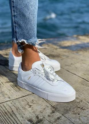 Adidas samba кроссовки адидас  наложенный платёж купить6 фото