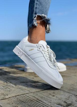 Adidas samba кроссовки адидас  наложенный платёж купить10 фото