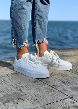 Adidas samba кроссовки адидас  наложенный платёж купить8 фото