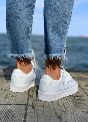 Adidas samba кроссовки адидас  наложенный платёж купить9 фото