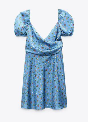 Платье zara1 фото