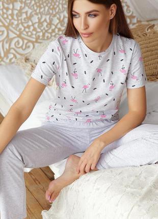 Классный домашний комплект пижамы