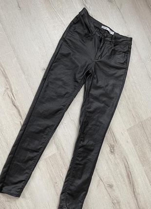 Кожаные штаны1 фото