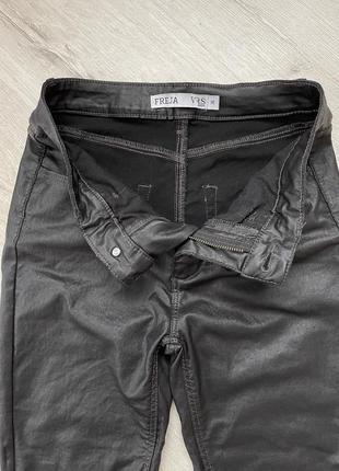 Кожаные штаны5 фото
