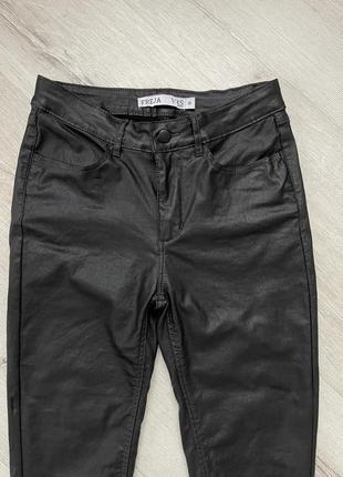 Кожаные штаны3 фото