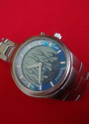 Часы fossil оригинал jr-8222 анимация