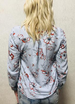 Рубашка фирменная mohito3 фото