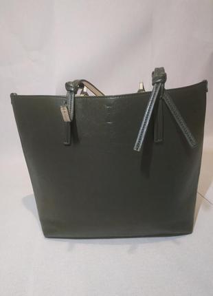 Жіноча сумка. зручна і містка1 фото