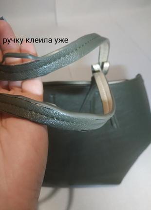 Жіноча сумка. зручна і містка6 фото