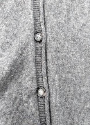 Кофточка из шелка и кашемира от швейцарской марки modissa.4 фото