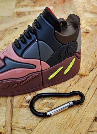 Чехол кроссовок для наушников airpods 1, 2, аирподс, apple1 фото
