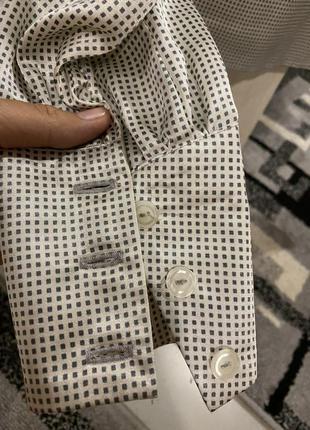 Блуза рубашка melange2 фото
