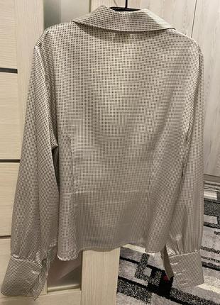 Блуза рубашка melange3 фото