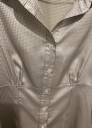 Блуза рубашка melange4 фото
