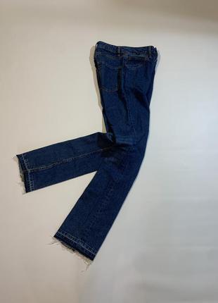 Женские новые оригинальные джинсы sandro paris viky boot-cut jeans xs3 фото