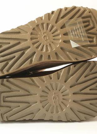 Крутые сапожки ugg classic mini 9us, 40eu, 25,5cm оригинал, оригінал, original5 фото