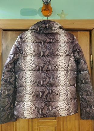 Короткая куртка на синтепоне. 44-48.3 фото