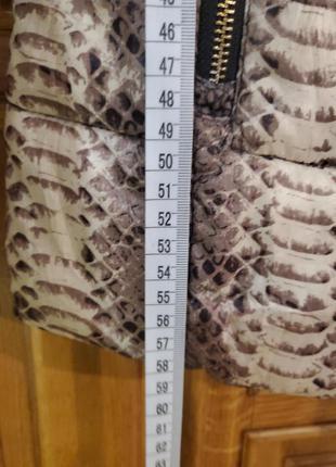 Короткая куртка на синтепоне. 44-48.7 фото