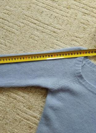 Кофточка ангора mng, джемпер шерсть ангора, теплая кофточка рукав 3/410 фото