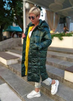 Модне жіноче пальто єврозима євр1 фото