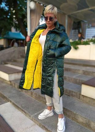 Модне жіноче пальто єврозима євр3 фото