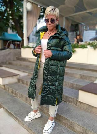 Модне жіноче пальто єврозима євр4 фото