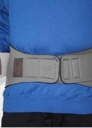 Фирменный качественный бандаж ортез пояс для спины. hansen protection