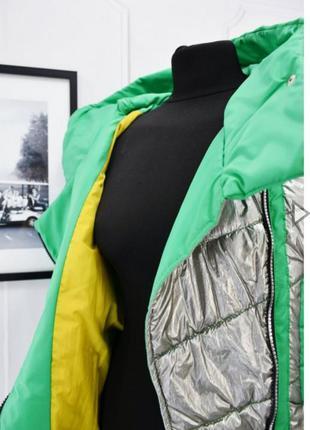 Куртка-фольга 56размер2 фото
