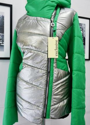 Куртка-фольга 56размер1 фото