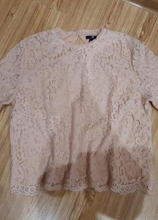 Блуза h&m.