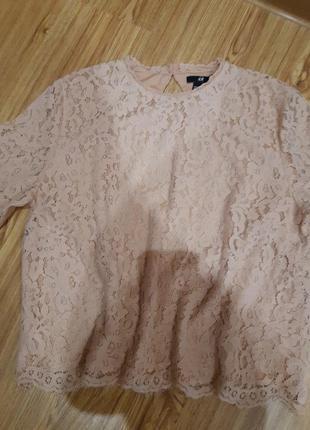 Блуза h&m.2 фото