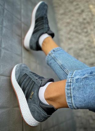 Женские кроссовки adidas iniki 💐6 фото