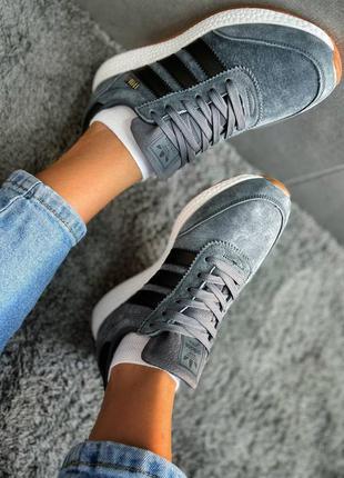 Женские кроссовки adidas iniki 💐9 фото