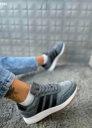Женские кроссовки adidas iniki 💐8 фото