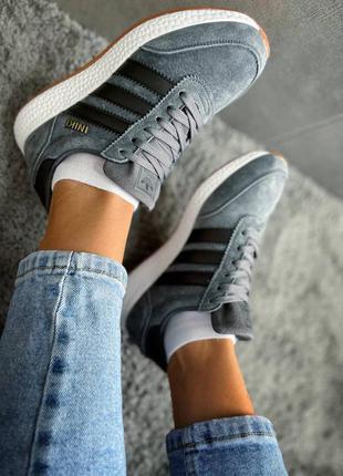 Женские кроссовки adidas iniki 💐7 фото
