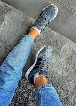 Женские кроссовки adidas iniki 💐5 фото