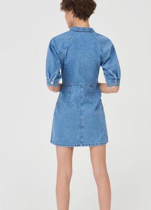 Джинсовое платье джинсова сукня2 фото