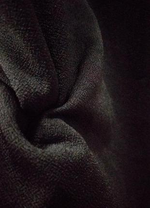 Черный сарафан, платье на бретелях от boohoo большой размер9 фото