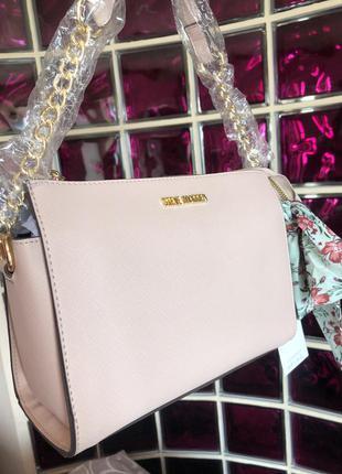 Новая сумка брендовая cross body оригинал steve madden через плечо с бирками2 фото