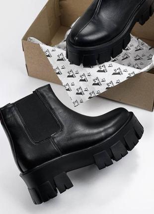 Женские ботинки, ботинки демисезонные, ботинки деми, ботиночки женские, ботинки кожаные2 фото