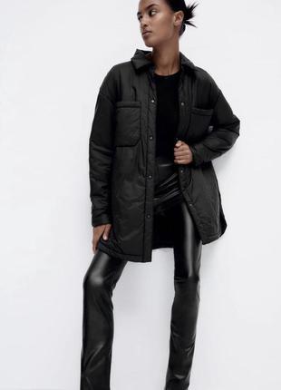 Куртка zara c m l1 фото
