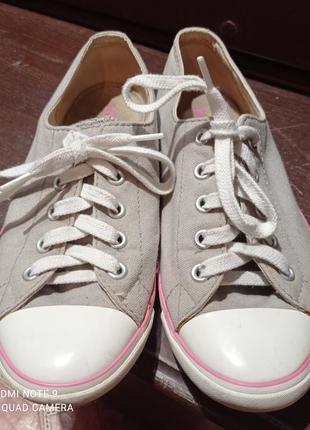 Крутые кеды, кросовки converse оригинал р.382 фото